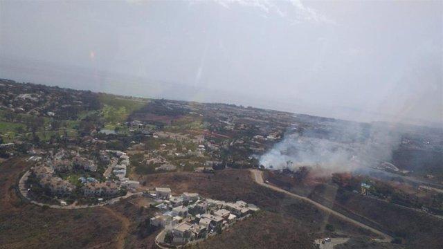 Incendio de Benahavís