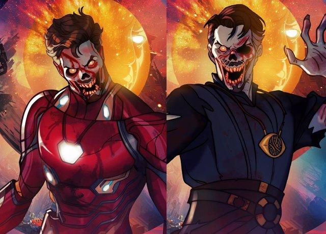 Los Vengadores zombis de What If...? 1x05 y su origen explicado