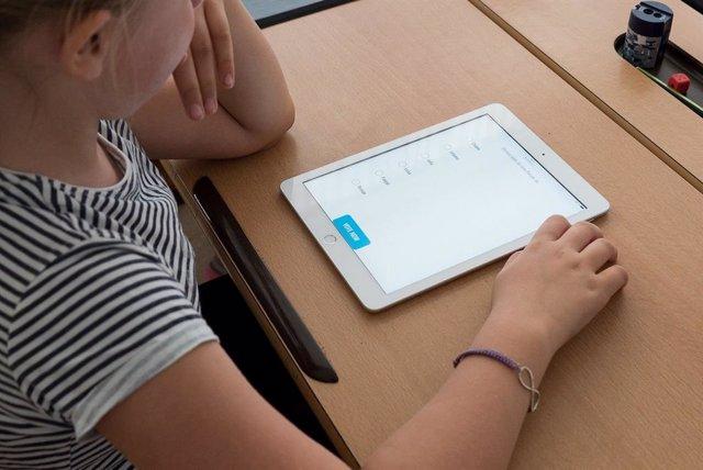 La tableta como herramienta para el estudio