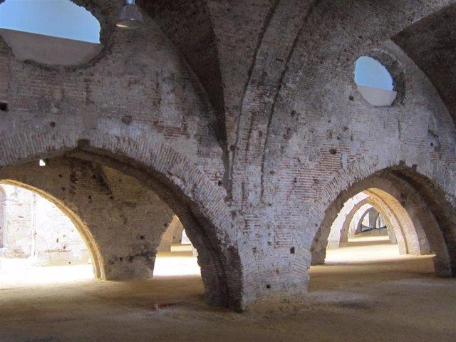 Archivo - Reales Atarazanas de Sevilla
