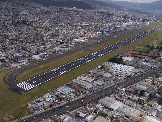 Archivo - Aeropuerto De Quito, Ecuador