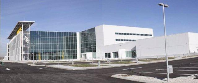 El nuevo Centro Internacional de Neurociencias Cajal.