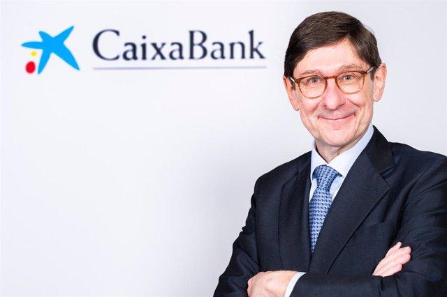 Archivo - El presidente de CaixaBank, José Ignacio Goirigolzarri