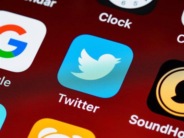 Archivo - App de Twitter