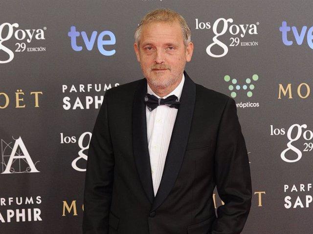 Arxiu - L'actor català Jordi Rebellón