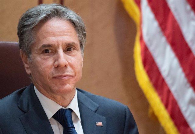 Arxiu - Antony Blinken, secretari d'estat dels Estats Units