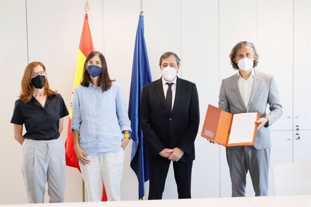 Archivo - El CNIO colabora con la Fundación Franz Weber para fomentar alternativas al uso de animales en investigación.