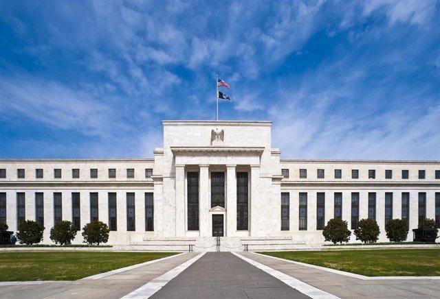 Archivo - Edificio de la Reserva Federal de Estados Unidos (Fed).
