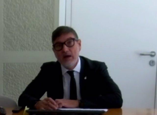 L'alcalde del Prat de Llobregat, Lluís Mijoler (Arxiu)
