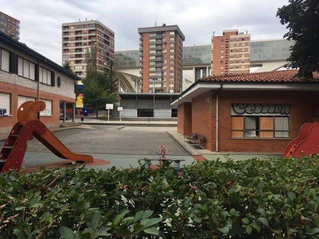 Vuelta a clase. Colegio de Oviedo