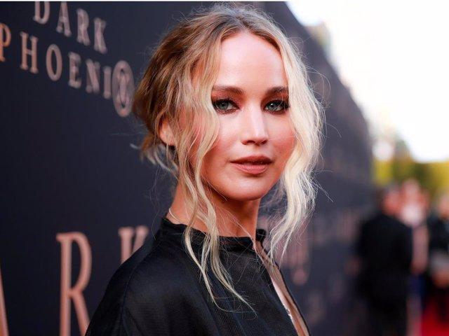 Archivo - Jennifer Lawrence