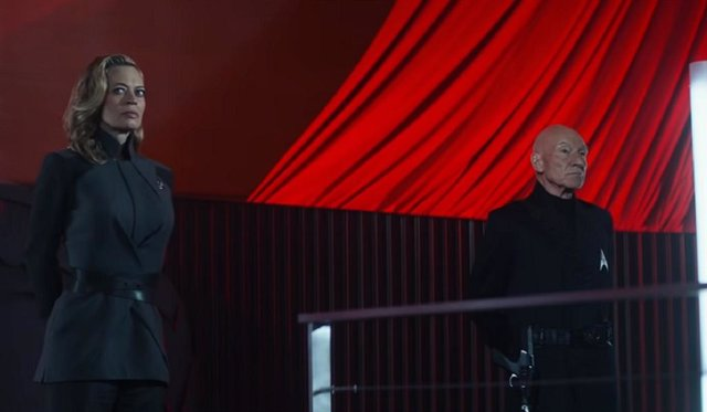Star Trek Picard adelanta la llegada de los 'nazis espaciales' en su nuevo tráiler y renueva por una tercera temporada