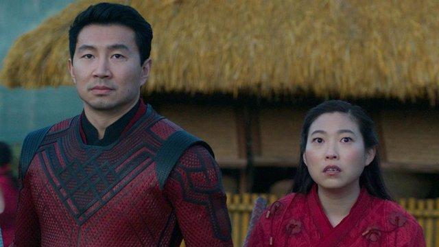 Shang-Chi y Katy
