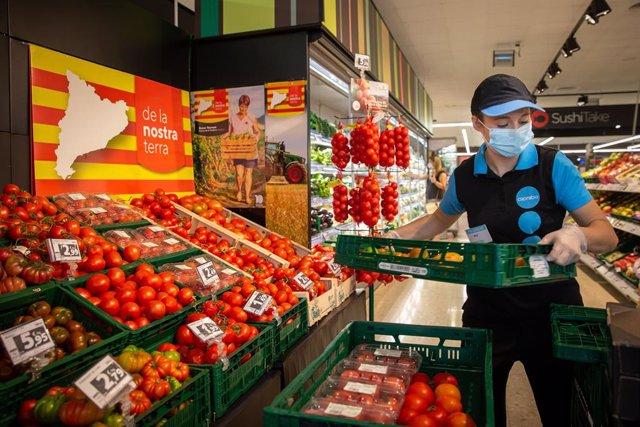 Caprabo aumenta en un 6% la venta de productos de proximidad