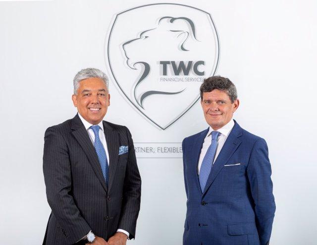 Archivo - Jaime Echegoye, nuevo presidente de TWC.