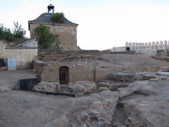 Yacimiento arqueológico de Badajoz