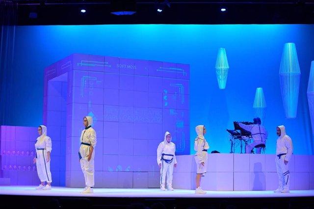 A Coruña.-XXV Premios de Teatro María Casares Introducción  teatral09/09/2021Foto: M. Dylan / Europa Press