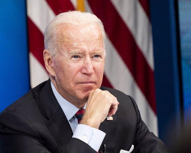 El president dels Estats Units, Joe Biden