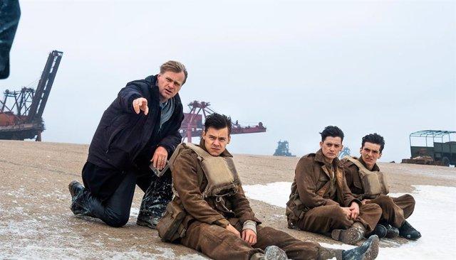 Archivo -    Dunkerque aspira a ser una de las mejores películas de 2017. La cinta bélica, que su director Christopher Nolan define mejor como un thriller de suspense, ya está en cines