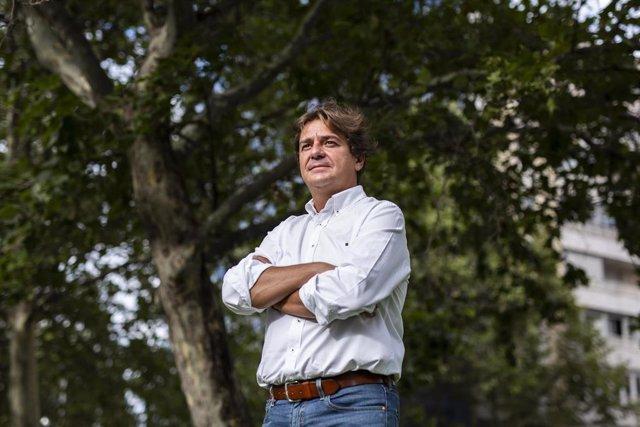 El alcalde de Fuenlabrada, Javier Ayala, precandidato para optar a la secretaría regional del PSOE-M