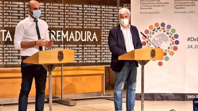 Ángel Calle y Paul Ortega