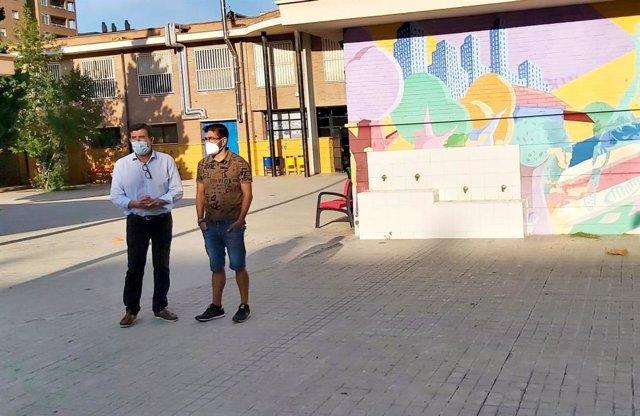 Visita de Giner al Santiago Grisolía