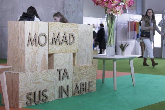 Feria MOMAD organizada por IFEMA MADRID
