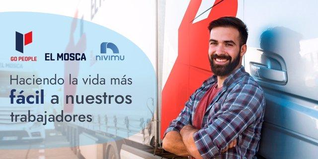 Gopeople, la app de gestión que han lanzado Grupo El Mosca y Nivimu para ayudar a Recursos Humanos a digitalizar sus procesos