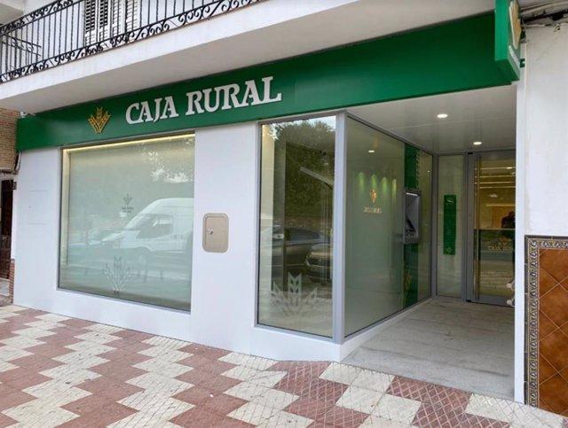 Archivo - Apertura de una nueva oficina de Caja Rural del Sur en Alhaurín El Grande (Málaga)