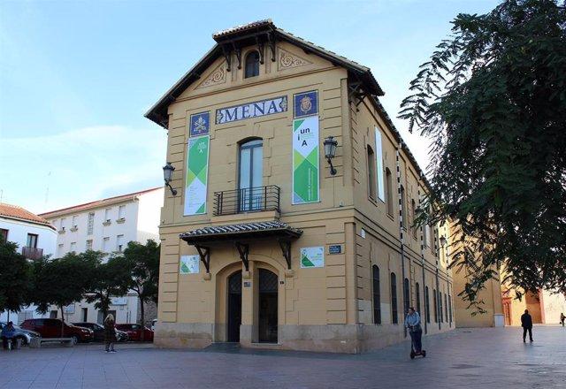 Archivo - Sede de la UNIA en Málaga.