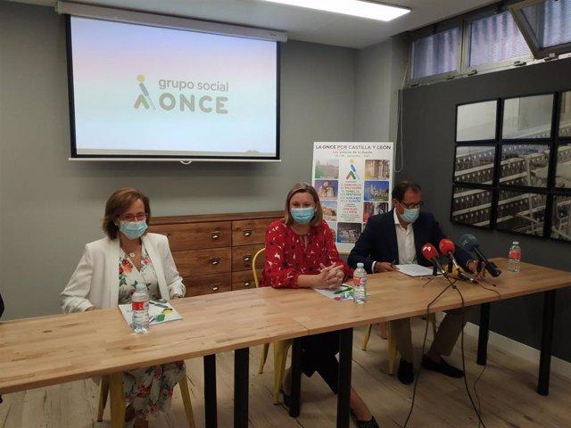 La ONCE en CyL logró mantener en 2020 a los 2.274 efectivos de su plantilla pese a los efectos de la pandemia