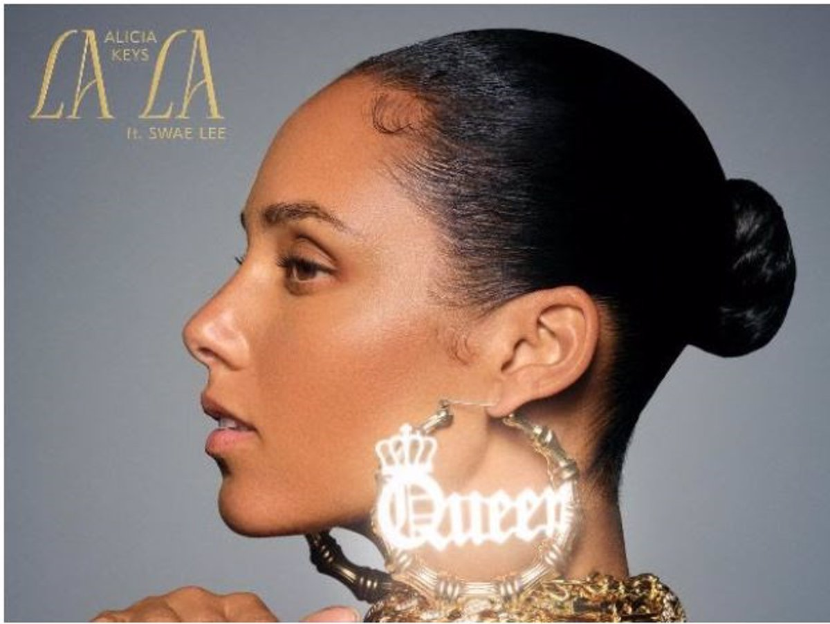 Alicia Keys announces her new single 'LALA' and her return to the MTV gala nine years later