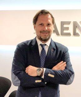 Archivo - Diego Herranz, nuevo director del área LATAM de Aenor