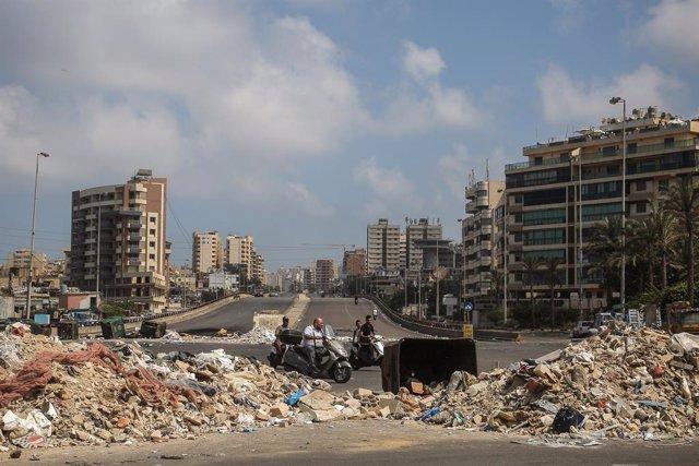 Vista general de Beirut
