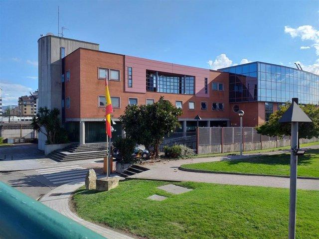 Archivo - Comisaría de Policía Nacional de Gijón