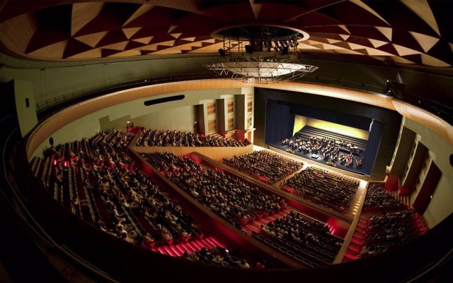 Archivo - Teatro de la Maestranza