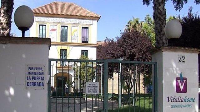 Imagen de archivo de un centro de personas mayores de Vitalia