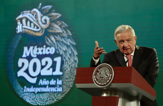 El president mexicà, Andrés Manuel López Obrador