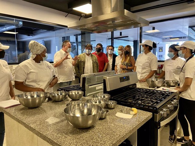 La delegación onubense del congreso gastronómico 'Binómico' finaliza su visita a Santo Domingo, en República Dominicana
