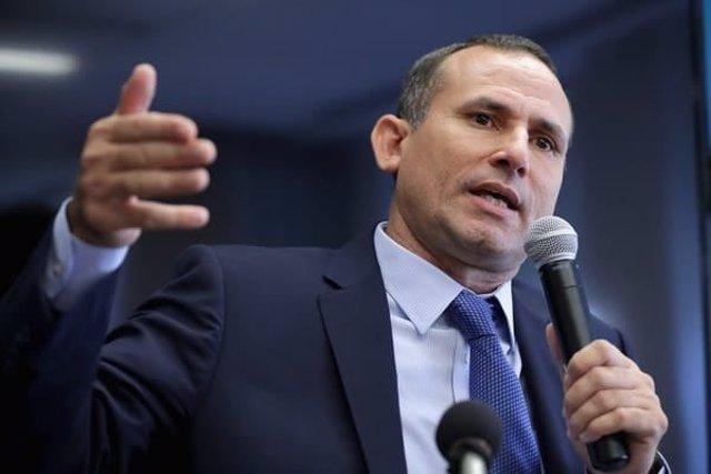 Archivo - El opositor cubano José Daniel Ferrer