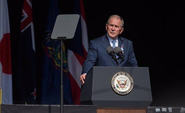 El expresidente estadounidense George W. Bush