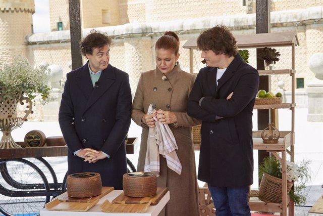 MasterChef Celebrity en Segovia.