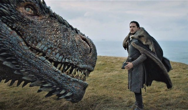 Archivo - Ni siquiera Jon Snow convence a todos