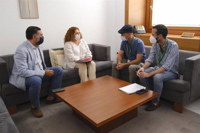 Archivo - PSOE-A apoya la iniciativa de los gestores culturales por una Ley Andaluza de la Cultura