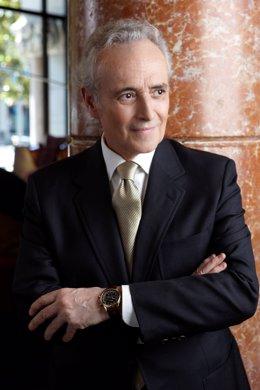 El tenor català Josep Carreras