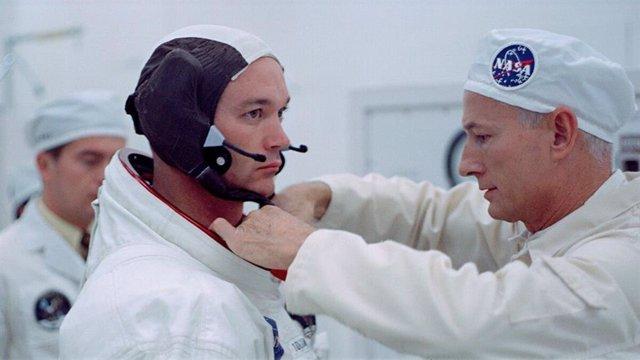 Fotograma del documental 'Apolo 11'