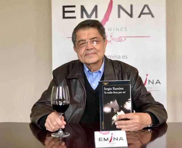 Archivo - Valladolid (29-04-2018).-El escritor nicaragüense Sergio Ramírez