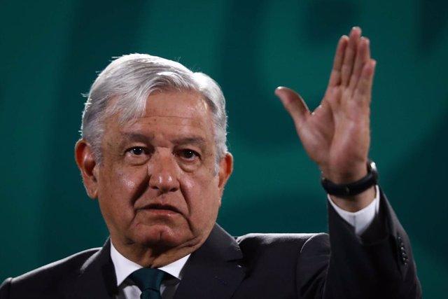 Archivo - Andrés Manuel López Obrador
