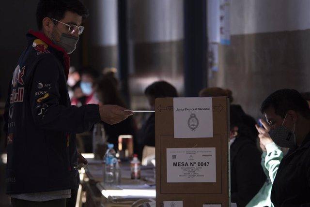 Elecciones PASO en Argentina