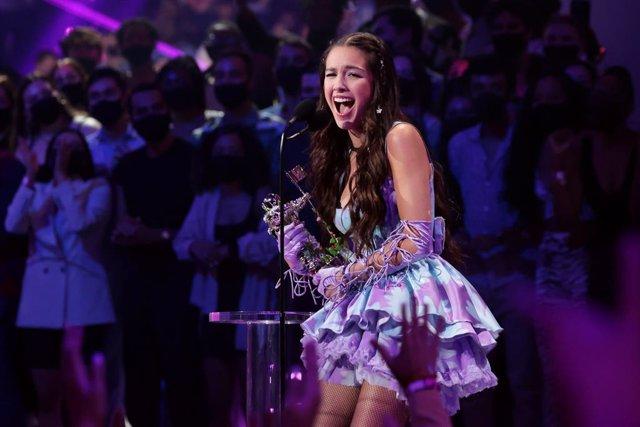 Olivida Rodrigo triunfa en los MTV Video Music Awards